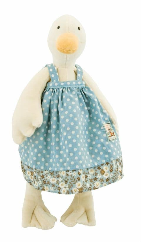 Plush Soft Toy - Large Jeanne the Duck